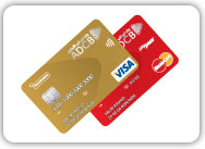 Titanium, Gold & Classic Credit Card