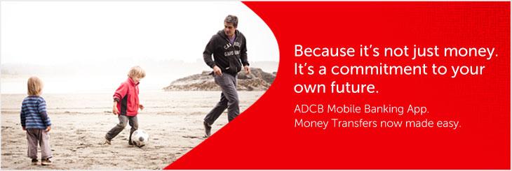 Adcb Money Transfer
