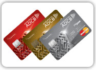 TouchPoints Credit Card with MyChoice.