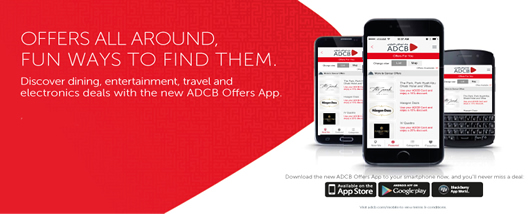 Download ADCB Mobile Banking Apps