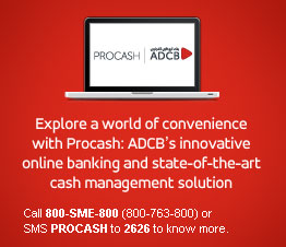 Small & Medium Enterprises SME Commercial Banking - ADCB
