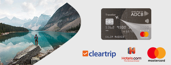 travel made easier with the adcb traveller credit card - Mastercard Travel Card