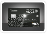TouchPoints Infinite Credit Card with MyChoice