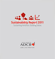 Sustainability report 2011 logo