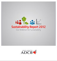 Sustainability report 2012 logo