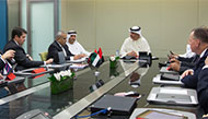 ADCB executive management meeting