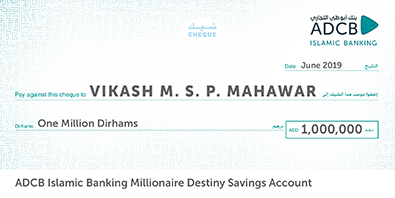 Millionaire Destiny Savings Accounts Winners List