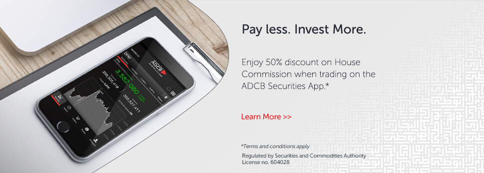 ADCB Securities Mobile App