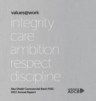 ADCB Values at Work
